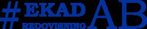 EKAD-logga